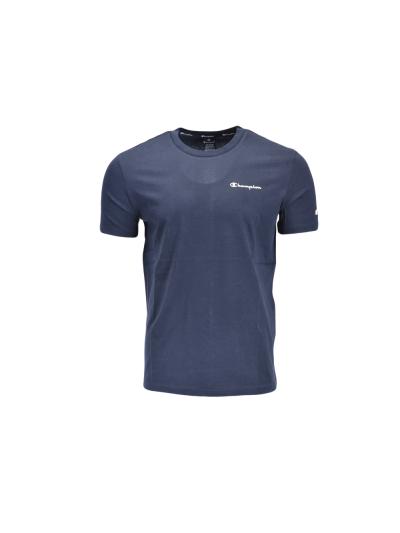 Moška majica s kratkimi rokavi Champion 214755 - navy
