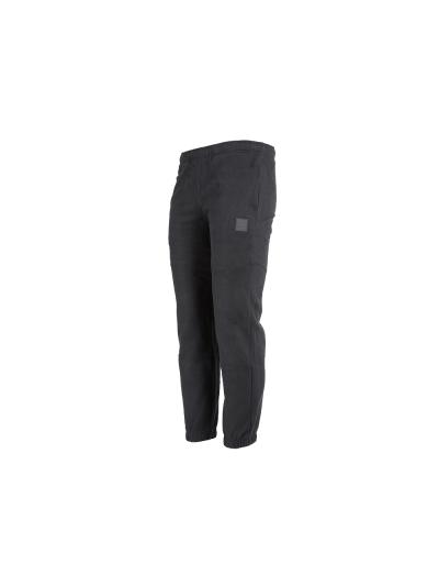 Moške dolge hlače na patent Champion 214768 - črne