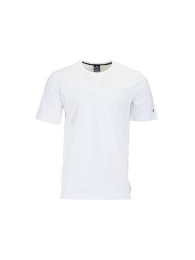 Moška majica kratek rokav Champion 214769 - bela