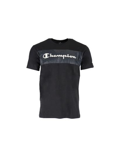 Moška majica kratek rokav Champion 214779 - črna