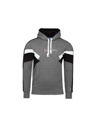 Moški pulover s kapuco Champion® ROCHESTER Colorsport - siv