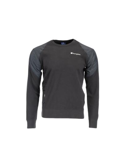 Moški pulover Champion® ROCHESTER ATHLEISURE 214860 - črn