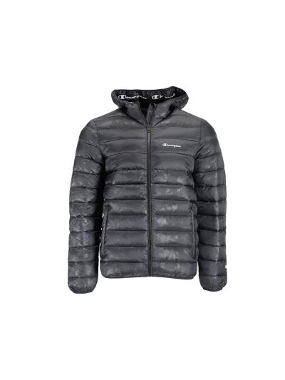 Moška zimska jakna s kapuco Champion® 214869 - črna