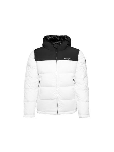 Moška zimska jakna Champion® 214875 - bela / črna