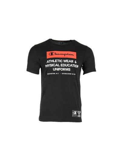 Moška športna majica Champion QuickDry 214907 - črna