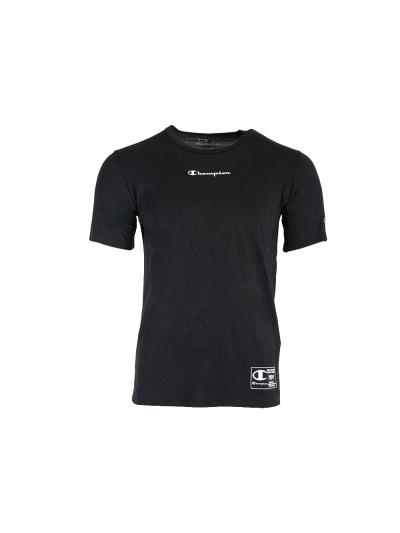 Moška športna majica Champion QucikDry 214909 - črna