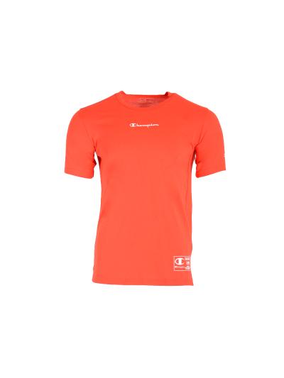 Moška športna majica Champion QucikDry 214909 - rdeča