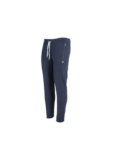Moške dolge hlače na patent Champion 214960 - navy
