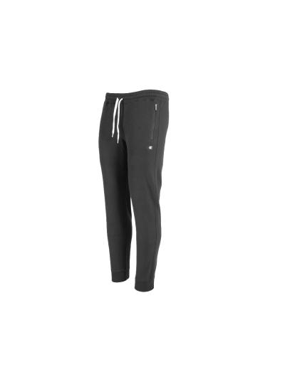 Moške dolge hlače na patent Champion 214960 - črne