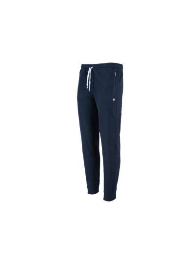 Moške dolge hlače na patent Champion 215065 - navy
