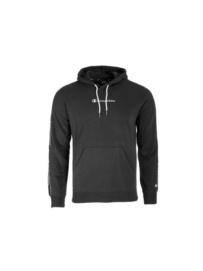 Moški pulover s kapuco - hoodie Champion 215299 - črn