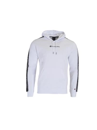 Moški pulover s kapuco - hoodie Champion 215299 - bel