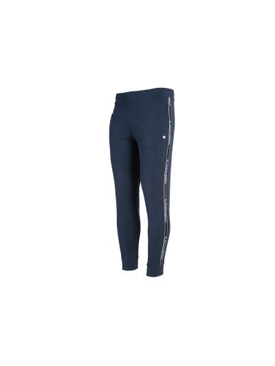 Moške dolge hlače na patent Champion 215314 - navy