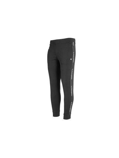Moške dolge hlače na patent Champion 215314 - črne