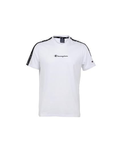 Moška majica s kratkimi rokavi Champion 215315 - bela