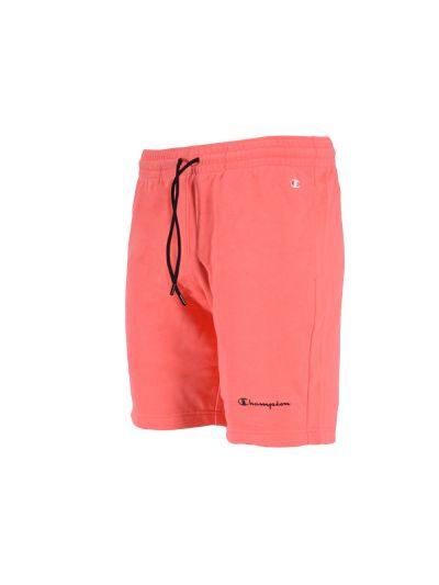 Moške bermuda kratke hlače Champion AMERICAN PASTELS 215784 - marelične