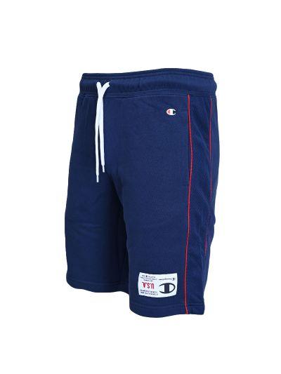 Moške bermuda kratke hlače Champion 215922 - modre