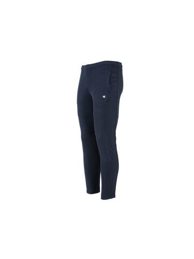 Moške dolge hlače na patent Champion 216016 - navy