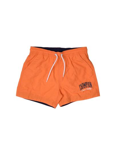Fantovske kopalne hlače Champion® JFO 304274 - oranžne