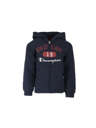 Fantovska jopica s kapuco Champion 304296 - navy NNY