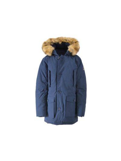 Otroška jakna Champion® s kapuco 304802 - modra