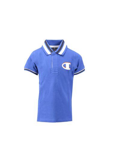 Otroška polo majica Champion® 304889 modra