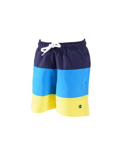 Otroške kratke kopalke Champion® 304932 - modre/rumene
