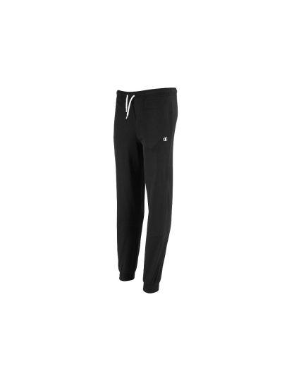 Otroške hlače na patent Champion 304938 - črne