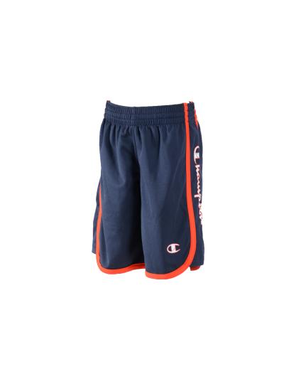 Otroške bermuda športne hlače Champion® 304955 - sive/oranžne