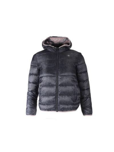 Otroška jakna Champion® s kapuco 305073 - siva
