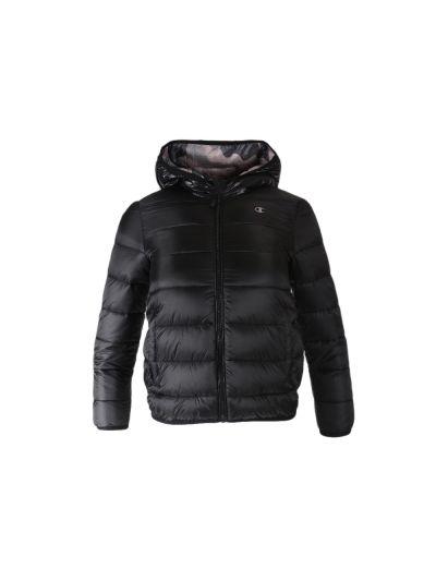 Otroška jakna Champion® s kapuco 305073 - črna