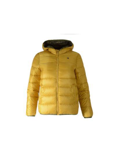 Otroška jakna Champion® s kapuco 305073 - rumena