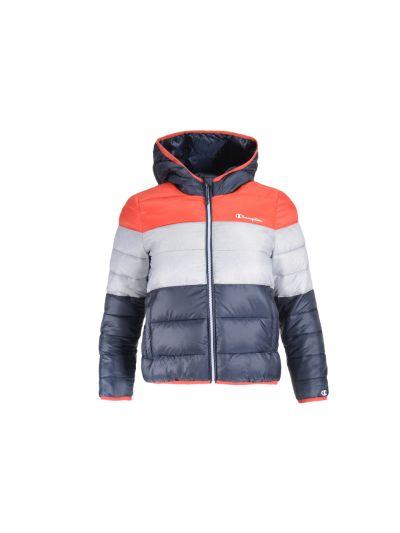Otroška jakna Champion® obojestranska 305077 - rdeča