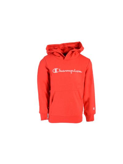 Otroški pulover s kapuco Champion 305163 - rdeč