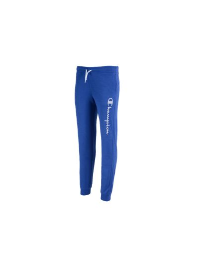 Otroške dolge hlače na patent Champion 305167 - modre