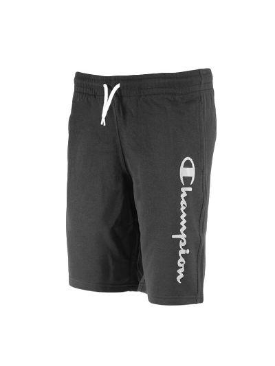 Otroške bermuda kratke hlače Champion® 305168 - črne