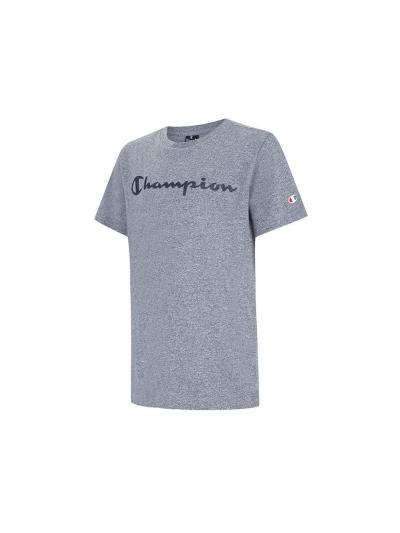 Fantovska majica s kratkimi rokavi Champion® 305169 - siva
