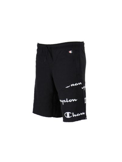 Otroške bermuda kratke hlače Champion 305182 - črne