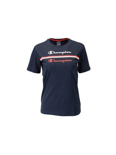 Otroška športna majica Champion 305190 - navy