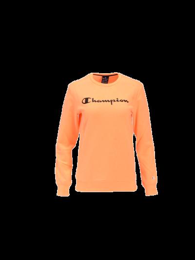 Otroški pulover Champion® 305193 - neon oranžen