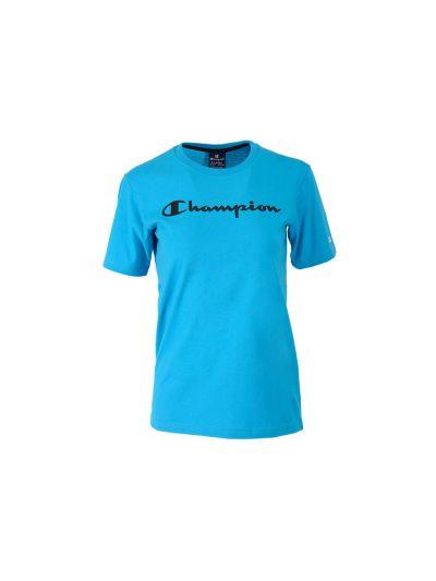 Fantovska športna majica s kratkimi rokavi Champion® 305194 - modra