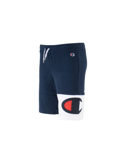 Otroške bermuda kratke hlače Champion ROCHESTER 305258 - modre