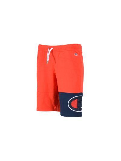 Otroške bermuda kratke hlače Champion ROCHESTER 305258 - rdeče