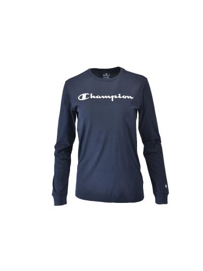 Otroška majica z dolgimi rokavi Champion® 305366 - navy
