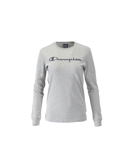 Otroška majica z dolgimi rokavi Champion® 305366 - siva