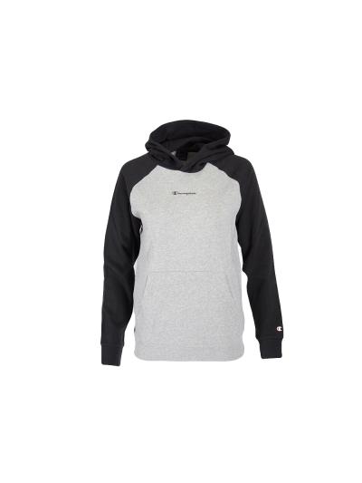 Otroški pulover s kapuco Champion® 305369 - siv / črn