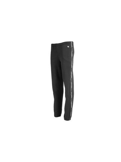 Otroške dolge hlače z elastiko Champion 305435 - črne