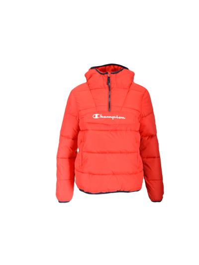Otroška zimska jakna s kapuco Champion® OUTDOOR - rdeča