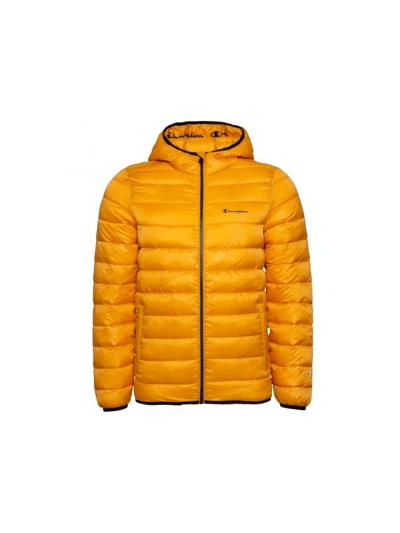 Otroška zimska jakna s kapuco Champion® OUTDOOR 305476 - rumena