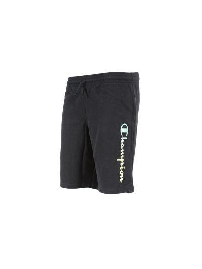 Otroške bermuda kratke hlače Champion 305654 - črne